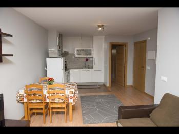 Apartamento Forno 6 - Salón cocina