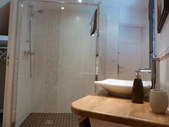 Salle de bain Côte de Nacre