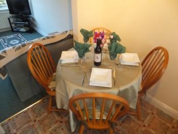 Pheasant Cottage kitchen diner