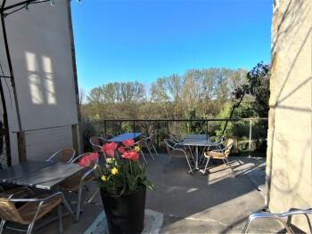 Terrasse/Terrace Restaurant