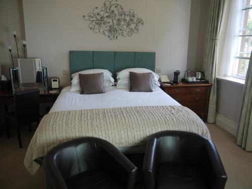 Deluxe Super king room - Ensuite - Bed & Breakfast