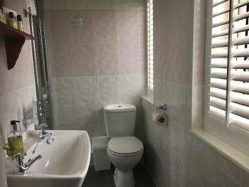 Room Only - Standard Double Ensuite with Shower