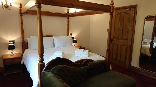 Double room-Superior-Ensuite with Bath - Base Rate