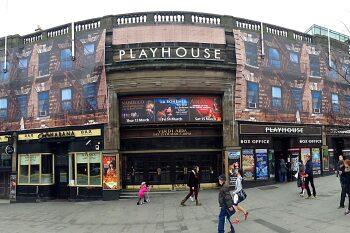 Edinburgh - The Playhouse