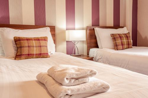 Twin room-Standard-Ensuite-Newly Refurbished