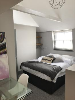 Apartment-Designer-Ensuite with Bath-City View-Loft Studio - Base Rate