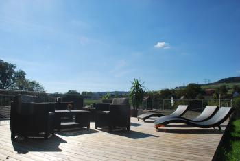Sonnen-Lounge