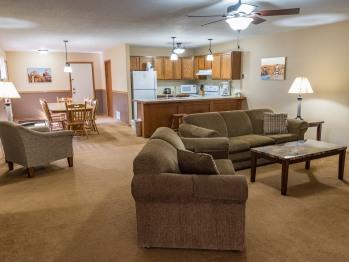 2-Bedroom Townhouse (Clover Ridge)