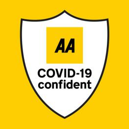 AA COVID-19 Confident accreditation