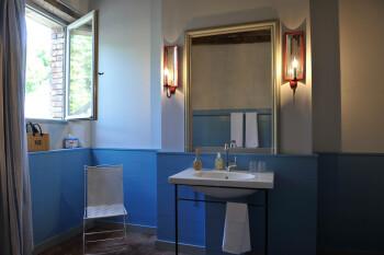 Salle de bain chambre Jacques Coeur