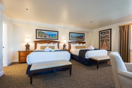 MARINE Oceanfront-Suite-Private Bathroom-Panoramic-Ocean View