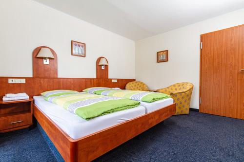 Standard Zweibett- oder Doppelzimmer