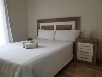 cama  dormitorio principal