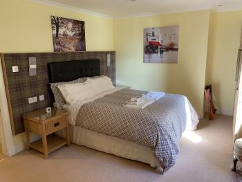 The House Family Suite Double Room with King Bed