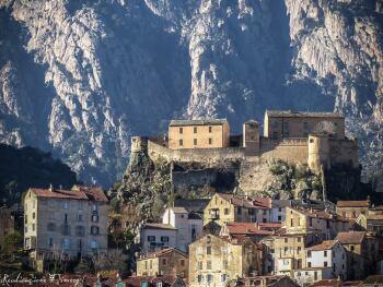 Corte ancienne capitale de la Corse