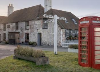 The Five Bells Inn Brabourne - Five Bells Inn Exterior