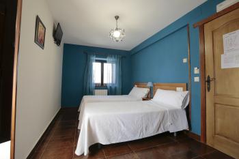 Habitación doble, camas individuales (Posada rústica)