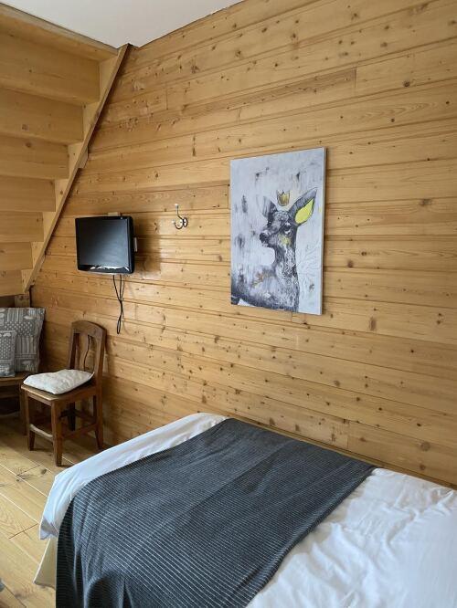 1-Duplex-Confort-Salle de bain-Vue sur Montagne