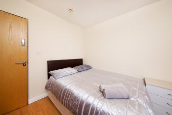 FF1 Liverpool Entire flat - The Central - Bedroom 6