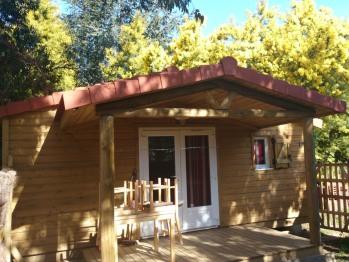 Cottage 4/5 pers climatisé