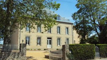 Maison Marie Barrault - Façade