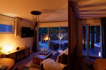 Espace salon / séjour