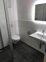 Einzelzimmer-Ensuite Dusche-Einzelzimmer