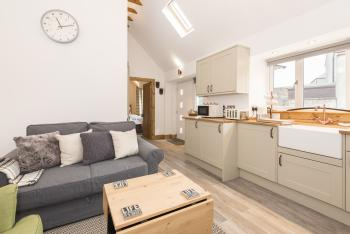 1 Wee-Kalf, large entrance spaces onto open plan living