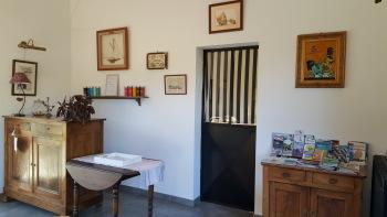 Salle petit déjeuner / salle à manger