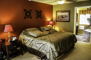 Double room-Ensuite-Standard-Chateau Suite - Double room-Ensuite-Standard-Chateau Suite