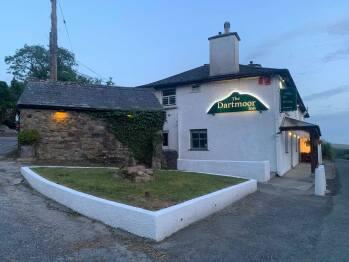 The Dartmoor Inn - Main Frontage