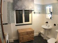 Superior Junior Suite Ensuite Shower over the Bath with Sea View