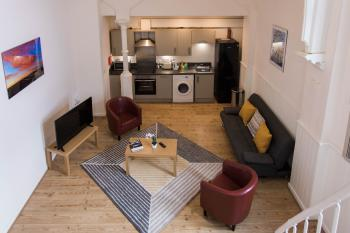 James Reckitt Library Serviced Apartments – Hull Serviced Apartments HSA - 1 bed apartment