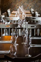 The Bay Horse Inn - Private Dining Room