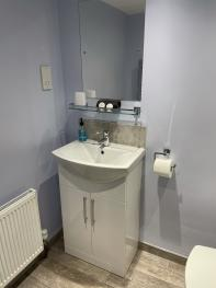 Bathroom - Family Room