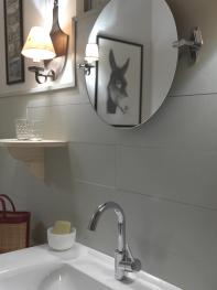 Suite Jeanne d'Arc - salle de bain - détail