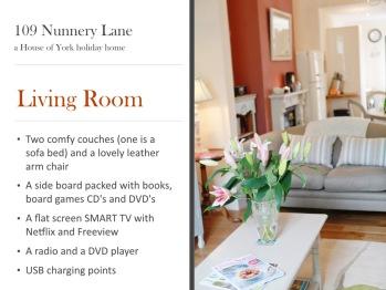 Living area summary