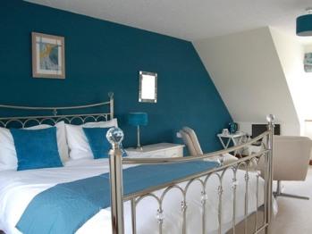 Cornish Valley View B&B - Boscastle Room