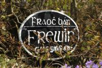 Frewin Entrance Sign
