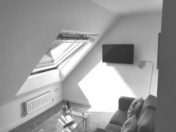 Leazes Suite - Loft Apartment Lounge Area