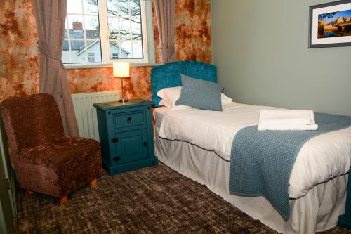 Single room-Standard-Ensuite with Shower-Room 2 - Base Rate