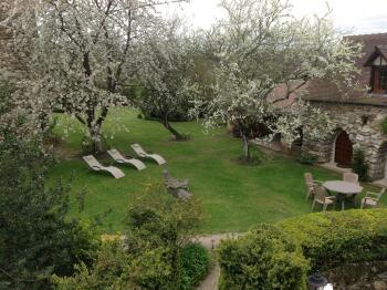 jardin des voûtes