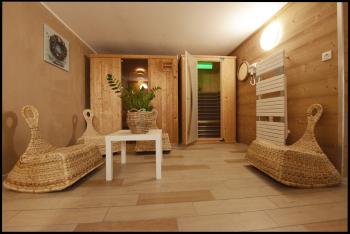 sauna traditionnel et sauna à infra-rouge