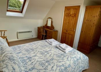 Bluebell Cottage main bedroom