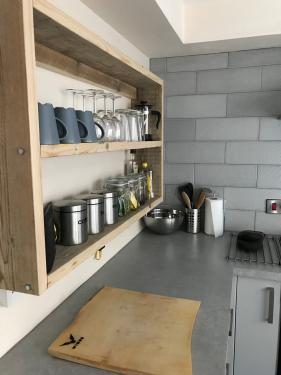 Kitchen teas and coffees