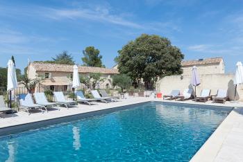Le Mas de la Javone - Mas de la Javone, Saze, Gard, piscine