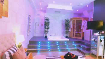 LOFT & SPA PRIVATIF - Loft & Spa Privatif Dijon Jacuzzi bains à remous