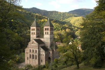 l'une des abbayes