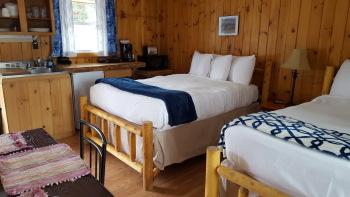 Double room-Ensuite-Standard-Motel Unit (2 bed)