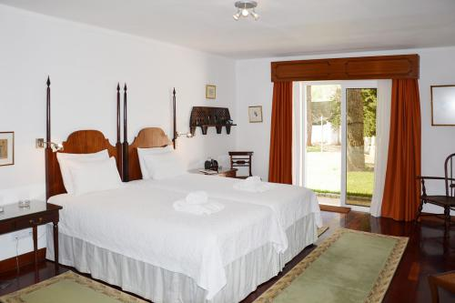 Double room-Private Bathroom-Garden - Base Rate